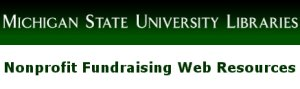 Michigan State University Online Fundraising Resources
